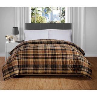 RT Designers Collection Maple Creek Plaid Comforter