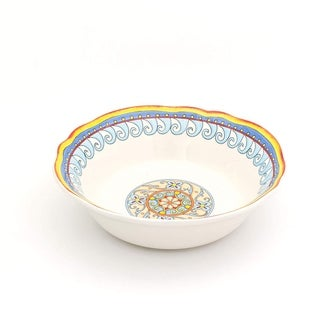 Euro Ceramica Duomo 10-inch Serving Bowl