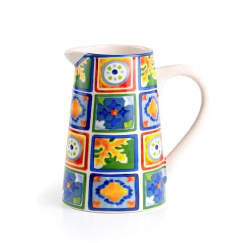 Euro Ceramica Mumbai 2.5 Liter Pitcher