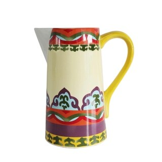 Euro Ceramica Galicia 2.5 Liter Pitcher
