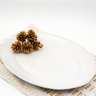 Link to Euro Ceramica Algarve 16-inch Oval Platter Similar Items in Serveware