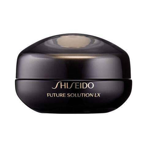 Shiseido Future Solution LX Eye & Lip Contour Regenerating Cream 0.61oz / 17ml