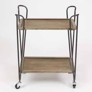 Two Tray Multipurpose Cart