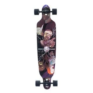 Punisher Skateboards Monster Mashup 40-Inch Longboard Skateboard