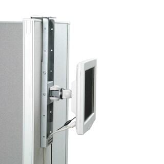 Kensington Flat Panel Monitor Cubicle Hanger Wall-mountable