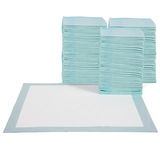 Paws & Pals Puppy Potty Pads, 5-Layer Durable, Leakproof Training Pads - 22x22-inch 150 count