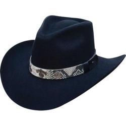 Jack Daniel's JD03-110 Cowboy Hat Black