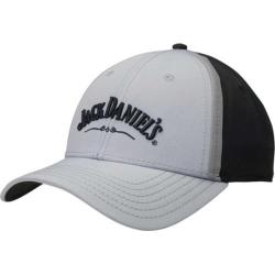 Jack Daniel's JD77-104 Baseball Cap Gray/Black