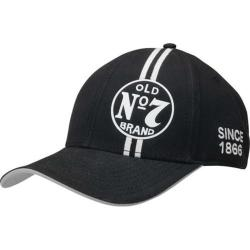 Jack Daniel's JD77-105 Baseball Cap Black