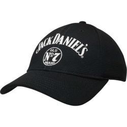 Jack Daniel's JD77-108 Baseball Cap Black