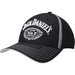 Jack Daniel's JD77-110 Baseball Cap Black