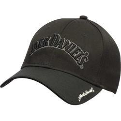 Jack Daniel's JD77-114 Baseball Cap Black