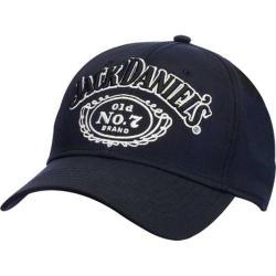 Jack Daniel's JD77-117 Baseball Cap Black