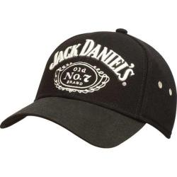 Jack Daniel's JD77-119 Baseball Cap Black