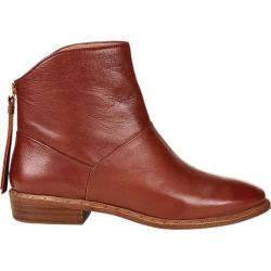 Women's UGG Bruno Bootie Mid Brown Leather