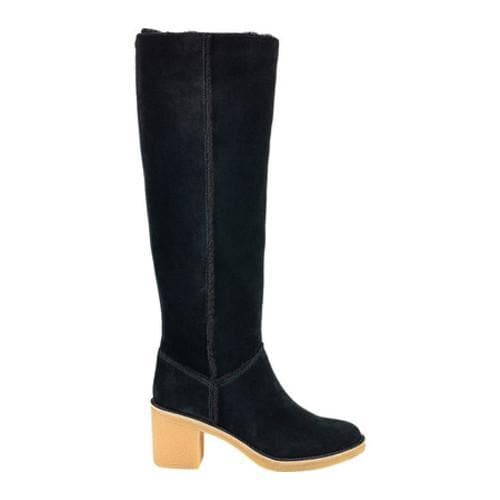 26a46b6f778 Women's UGG Kasen Tall Boot Black Suede