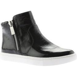 Women's Kenneth Cole New York Kiera Sneaker Black Patent Leather