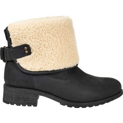 1ded33c6ffa Women's UGG Aldon Winter Boot Black Full Grain Leather