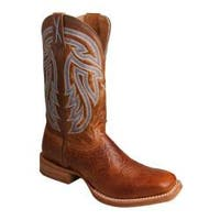 Men's Twisted X Boots MRA0001 Rancher Cowboy Boot Peanut/Peanut Leather