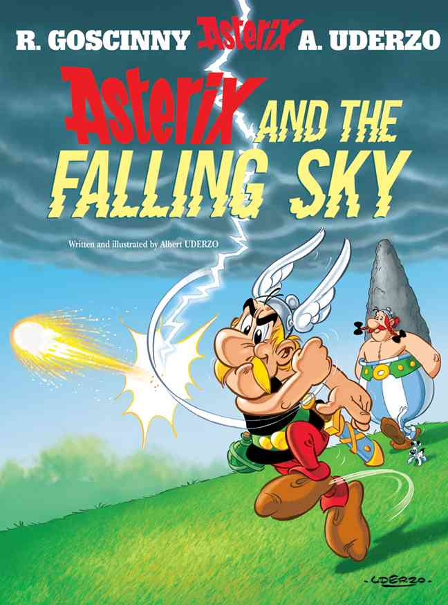 Asterix and the Falling Sky (Paperback)