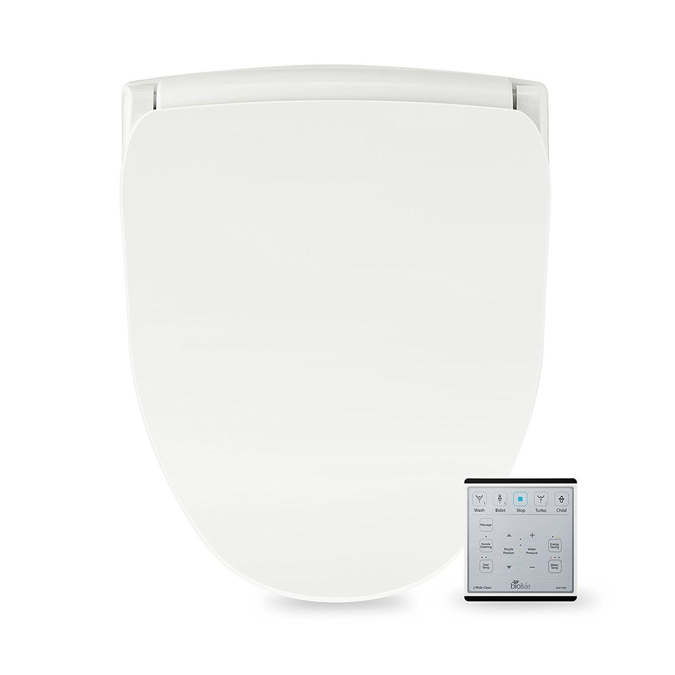 Cool Slim Two Smart Toilet Seat Bidet And Wireless Remote Control Alphanode Cool Chair Designs And Ideas Alphanodeonline