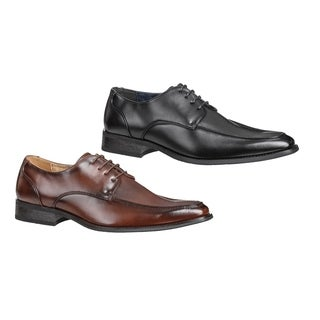 UV Signature Men's Lace-up Dress Shoes