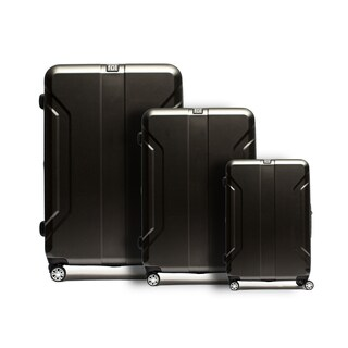 Ful Payload Series 3 Piece Hardside Spinner Upright Luggage Set