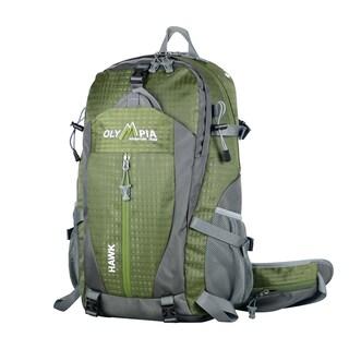 """Olympia Hawk 20"""" Outdoor Backpack (32L) w/ Hideaway Rain"""