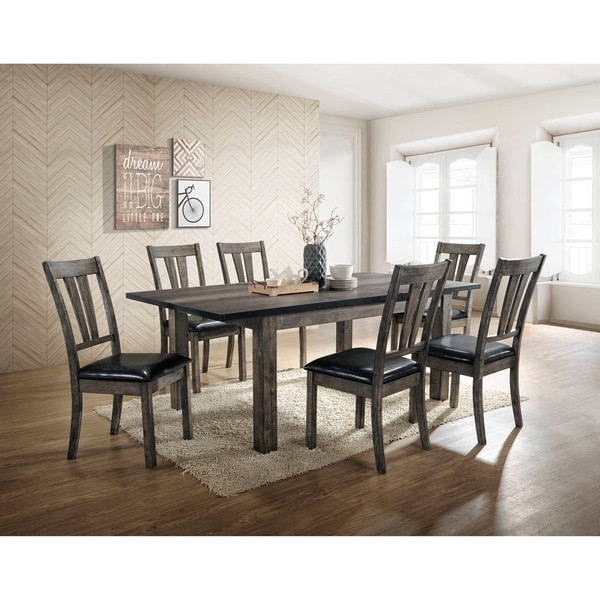 Shop Cambridge Drexel 7-Piece Dining Set With Six