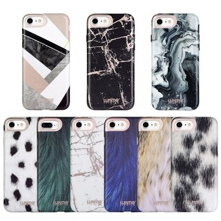 Premium Marblicious Collection Iphone 8 / Iphone 7 Marble Shine Case