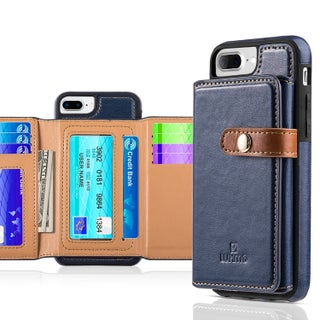 Iphone 8 / 7 / 6 Plus The Heritage High Quality Leather Case Wallet