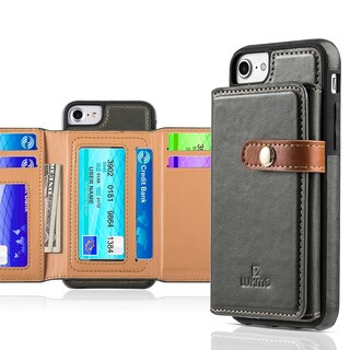 Iphone 8 / 7 / 6 The Heritage High Quality Leather Case
