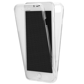 Iphone 7/8 Plus Full Protection 2Pc Wrap-Up Tpu Case - White