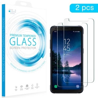 Samsung Galaxy S8 Active Tempered Glass Screen Protector 0.33Mm