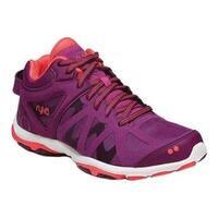 Women's Ryka Enhance 3 Training Shoe Purple/Pink/Coral Mesh/PU