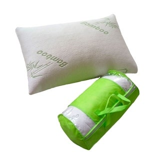 Shredded Memory Foam Stay Cool Hypoallergenic Pillow