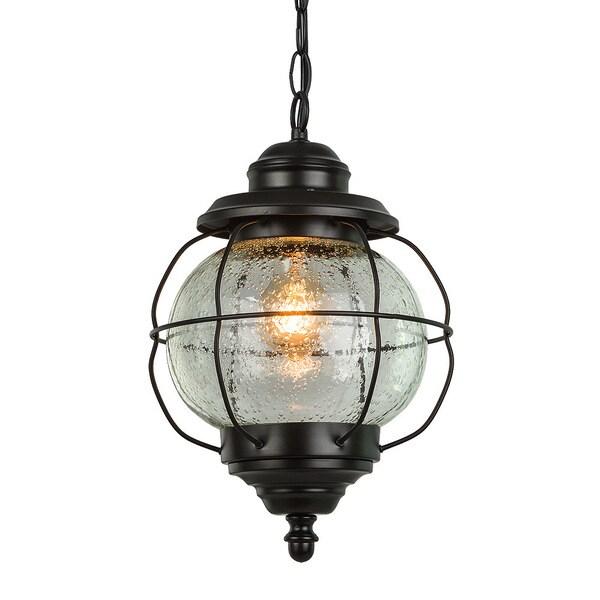 Shop LNC Globe Pendant Lighting Outdoor Pendant Lights ...