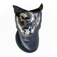 Sport Force Face and Neck Ski Mask-(One Pack Camo)