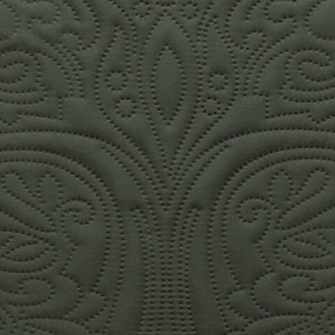 Kotter Home Lightweight Damask 3-Piece Quilt / Coverlet Set