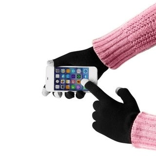 Link to Knit Touchscreen Gloves Similar Items in Gloves