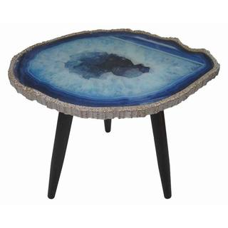 BLUE CAVE SIDE TABLE