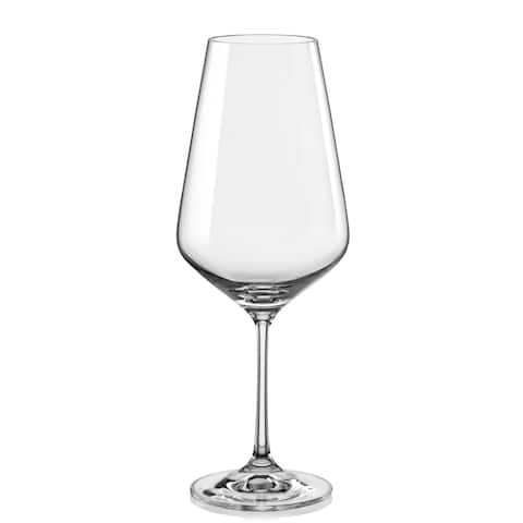 Sandra Red Wine Glass 18.5oz Set/6