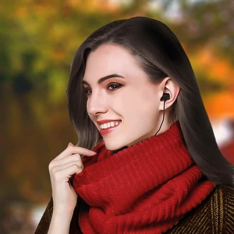 Wireless Bluetooth Scarf
