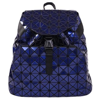 Draizee Glossy Draw String Backpack