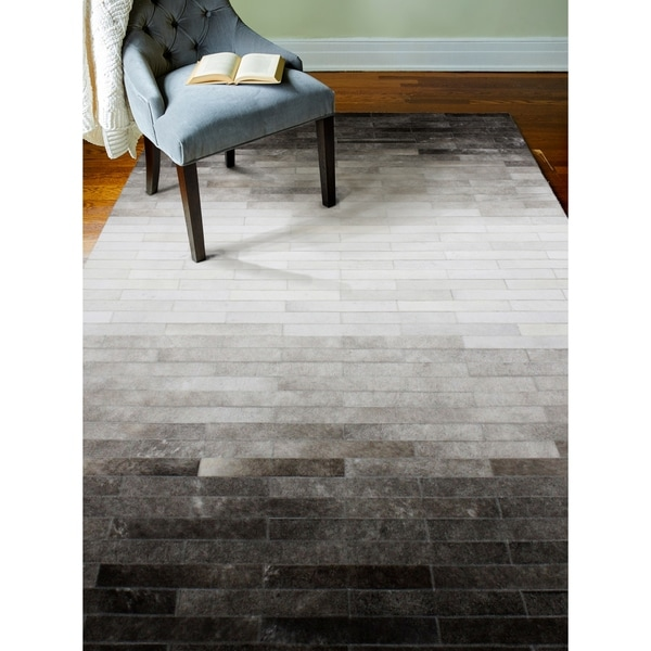 Shop Julian Cowhide Area Rug