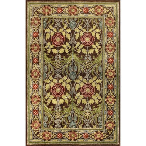 Hastings Transitional Hand Tufted Area Rug
