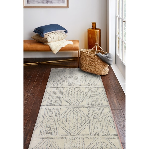 Exeter Transitional Hand Tufted Area Rug. Opens flyout.