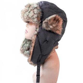 Pop Fashionwear Women's Trapper Winter Ear Flap Hat