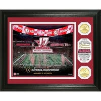 Alabama 2017 Football National Champs Commemorative Photo Mint - Multi-color