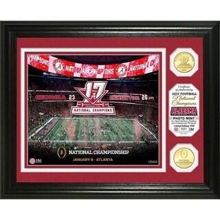 Alabama 2017 Football National Champs Commemorative Photo Mint - Multi-color